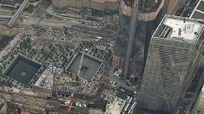 Ground Zero Hotel Sues Over Construction Noise