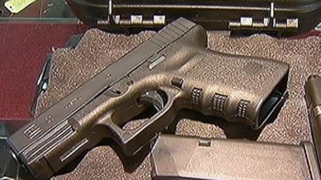 Gun Buy-Back Program at Queens Church