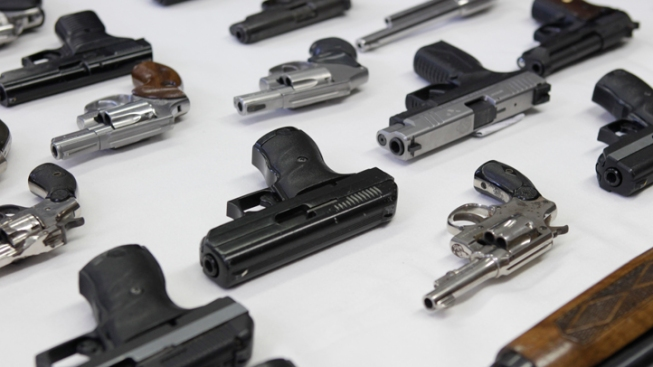 Gun Buy-Back Program Nets 509 Weapons