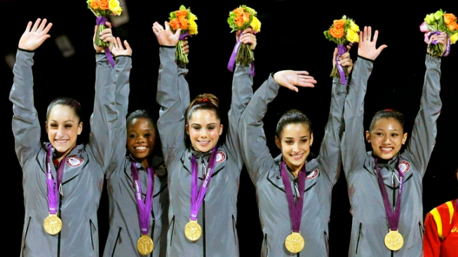 U.S. Women's Gymnastics Team Reclaims Glory With an Olympic Gold