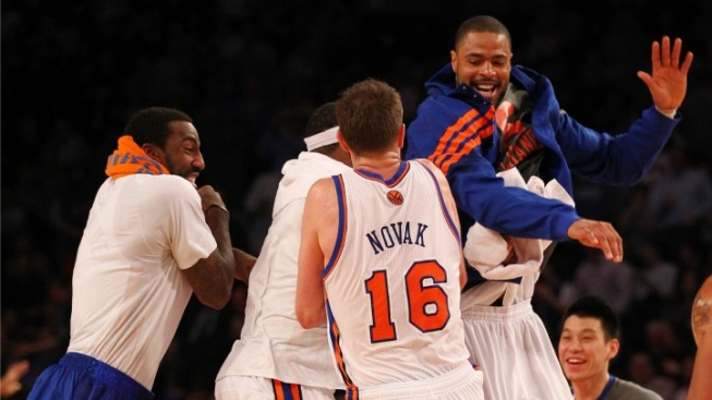 Expectations and the Knicks Just Don't Mix