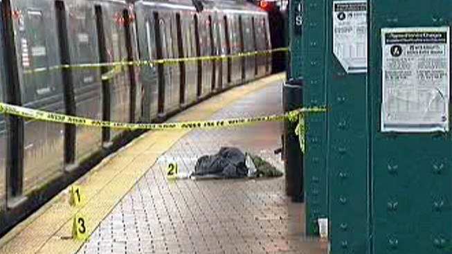 Off-Duty Cop Wounds Man in Harlem Subway Shooting