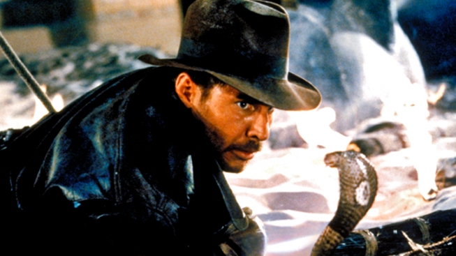Digging Up the Movie Magic that Made Indiana Jones an Icon