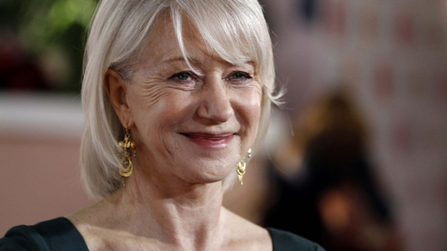 Helen Mirren Goes Viral