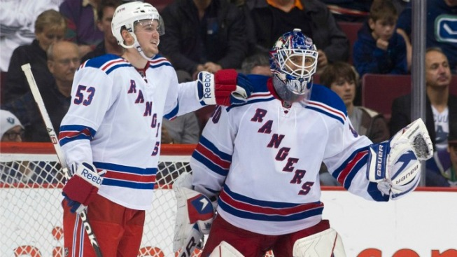 Rangers Finally Get Their First Win