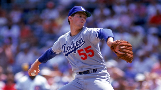 """Hershiser Teams With Dodgers """"Exploratory Ownership Group"""""""
