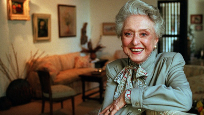 Oscar-Winning Actress Celeste Holm Dies at 95