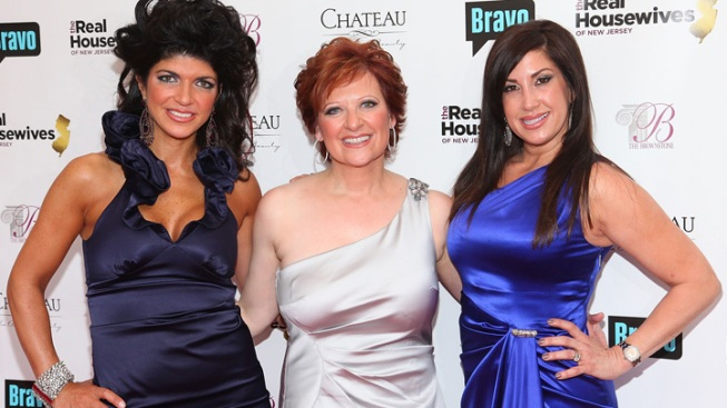 "New Jersey's ""Real Housewives"" Cast Slapped with Lawsuit"