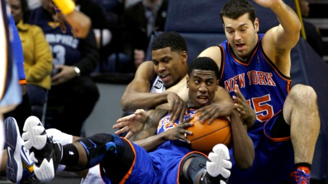 Grisly Night for Knicks in Memphis