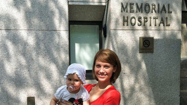 NYC Russian Community Supports Baby's Fight for Life