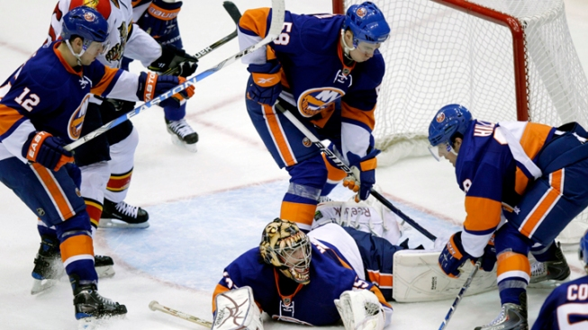 NHL Commissioner Wants to Keep Islanders in Town