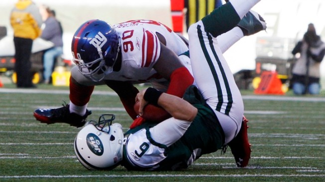 Giants vs. Jets: The Good, Bad and Ugly