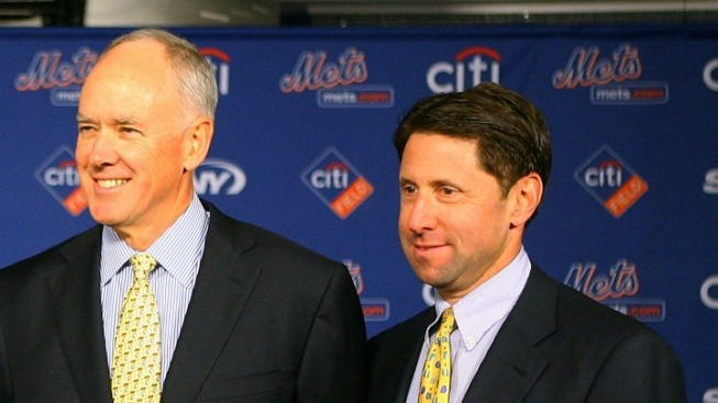 Jeff Wilpon Gives Sandy Alderson a Green Light
