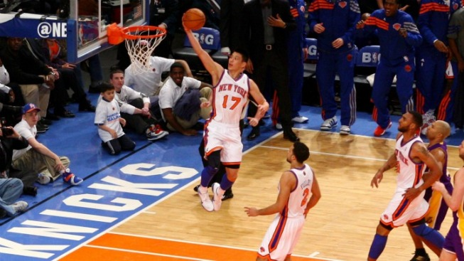 Jeremy Lin Isn't Totally Without Precedent