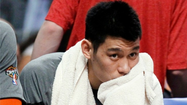 Jeremy Lin Won't Play This Series, Knicks Coach Says