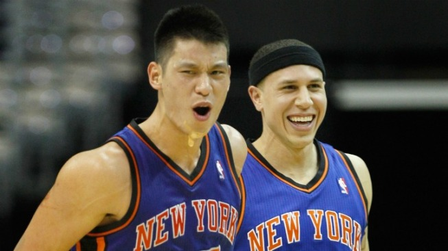 Lin, Knicks Rally for 5th Straight Win