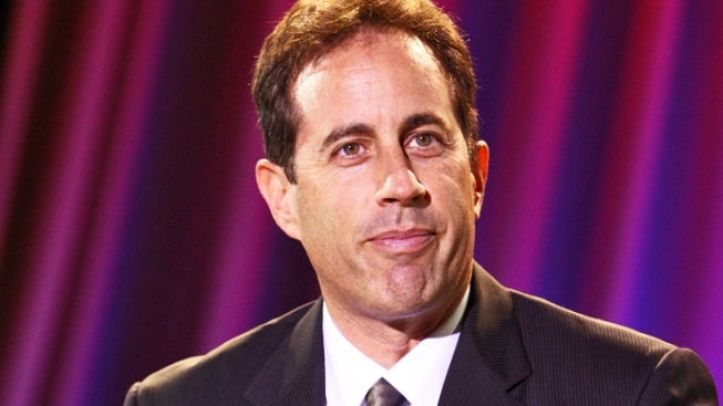 Jerry Seinfeld To Debut Web Series Set In Cars