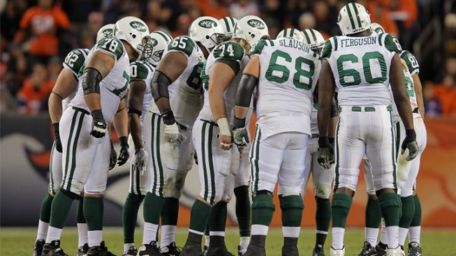 AFC Mediocrity Is Jets' Best Friend Right Now