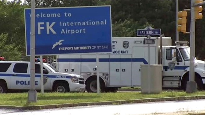 Package of Beauty Supplies Triggers Police, FBI Response at JFK