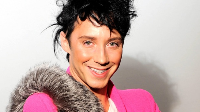 Johnny Weir Launches a Line of Little Black Dresses