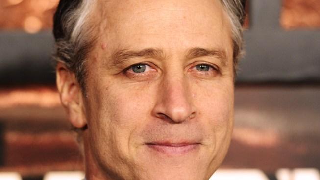 "Jon Stewart Spares Pal Weiner Full ""Daily Show"" Treatment"