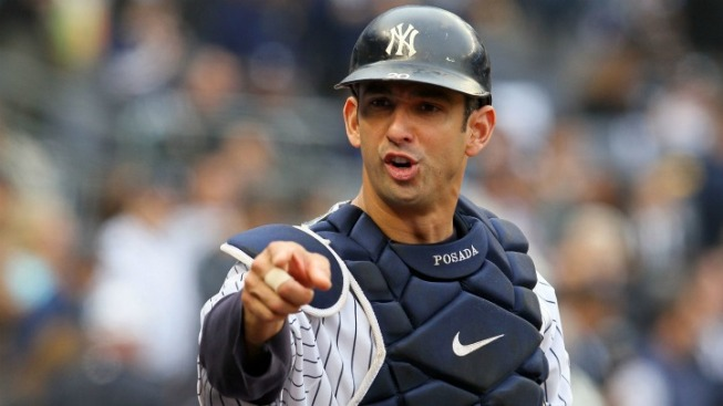 Jorge Posada Comes to the End of the Line