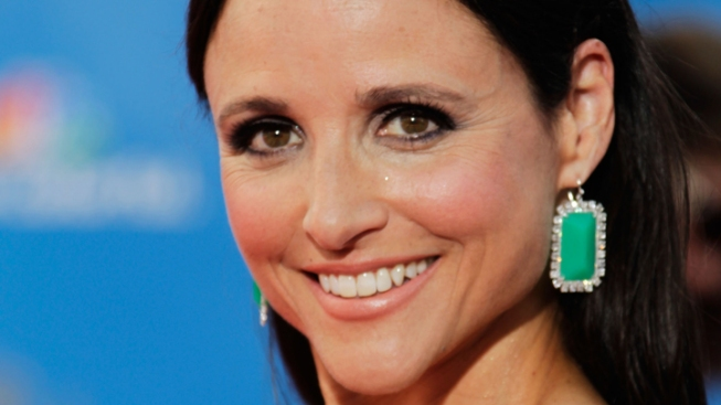 Julia Louis-Dreyfus to Play VP in New HBO Series