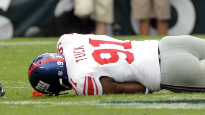 Wounded Giants Can't Let Themselves Be Easy Prey