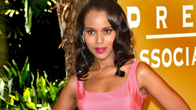 Kerry Washington, Duchess Top Vanity Fair's 2013 International Best-Dressed List