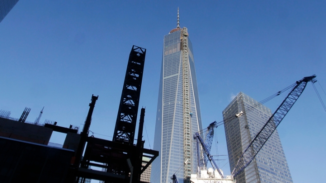 Security Boss at 1 World Trade Center Resigns