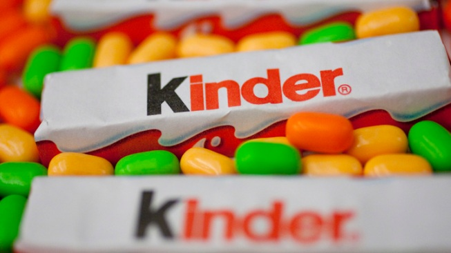 Two Men Stopped at U.S. Border for Illegal Candy