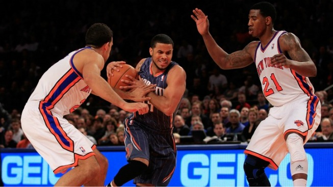Defense Leads Knicks to Ugly Win