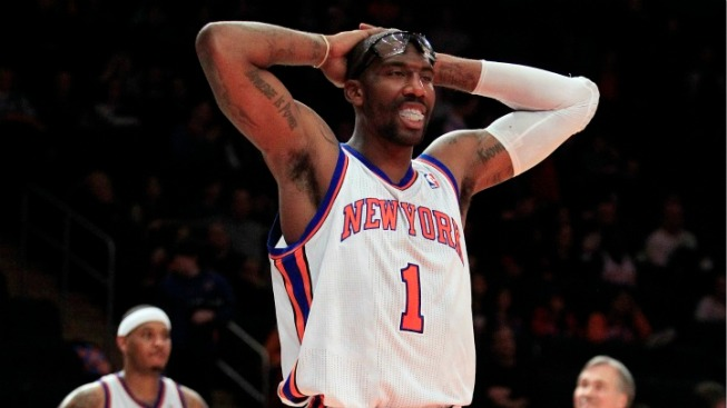 The Knicks Can't Stop Losing