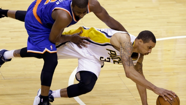 Pacers Rout Knicks 93-82 to Take 3-1 Series Lead