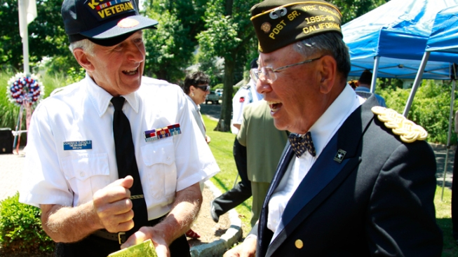 Korean War Vets Gather in NJ for Special Honor