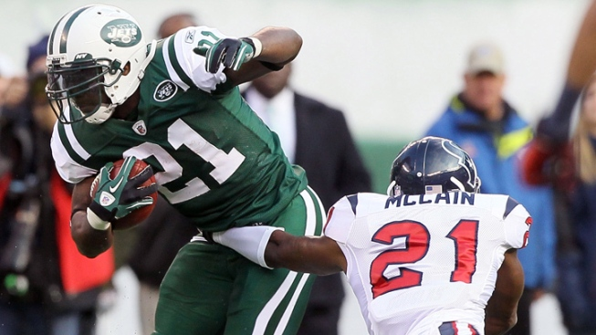 Jets Bringing Tomlinson Back for 2011: Report