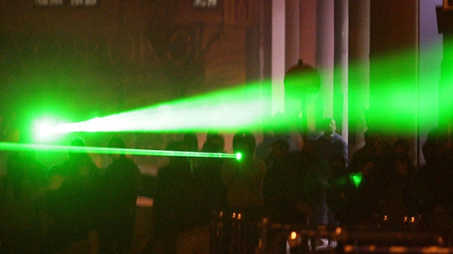 Latest Aircraft Laser Beam Incidents Probed