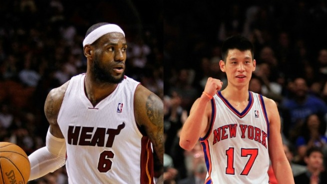 Linsanity Takes His Talents to South Beach