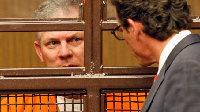 Lenny Dykstra Gets 9 Months in Jail in Lewd Conduct Case