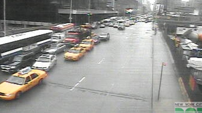 TRANSIT UPDATE: Lincoln Tunnel Accident Cleared