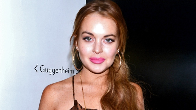 Man's Arrest in Lohan Hotel Dispute Voided: Official