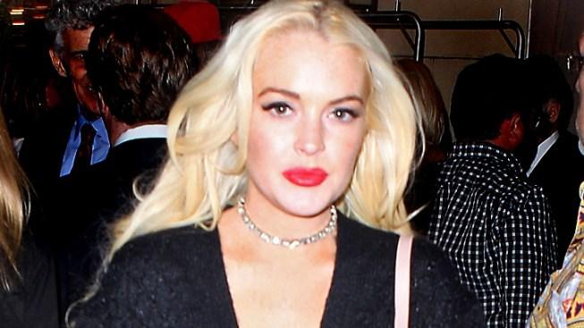 "Lindsay Lohan ""Playboy"" Cover Leaked Online"