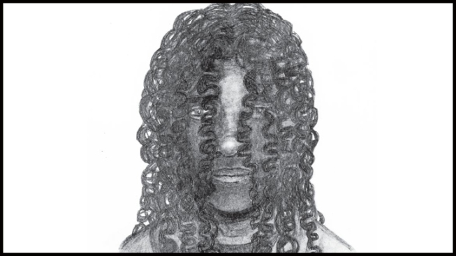 Creepy Long-Haired Suspect Locks Woman, Man in Closet While Robbing Them