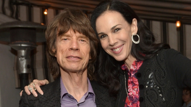 Rolling Stones Cancel Show After L'Wren Scott Death