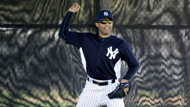 Mariano Rivera Hints That 2012 Is the End of the Line