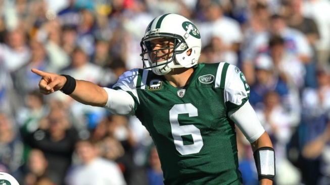 The Mark Sanchez Meter: Week Nine