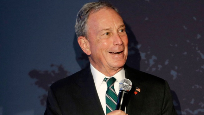 Bloomberg: Would Be 'Godsend' If More Billionaires Moved to NYC