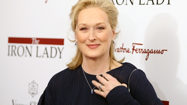 Meryl Streep Donates $1M to New York's Public Theater