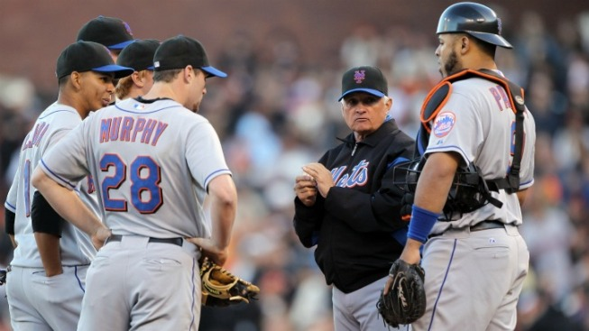 Mets' First Half Ends With a Mixed Bag