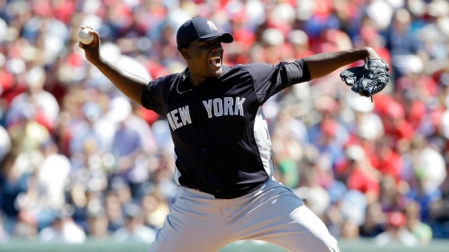 Michael Pineda Quiets Some Concerns in Tampa